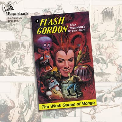 The Witch Queen of Mongo by Alex Raymond audiobook