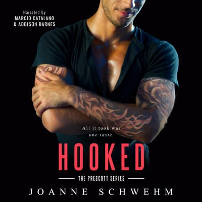 Hooked by Joanne Schwehm audiobook