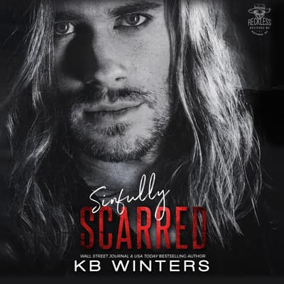 Sinfully Scarred by KB Winters audiobook