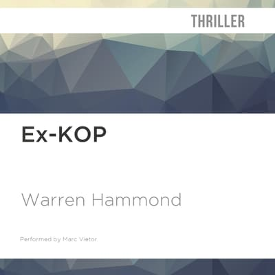 Ex-KOP by Warren Hammond audiobook