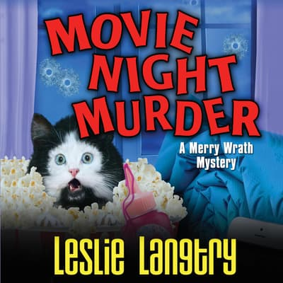 Movie Night Murder by Leslie Langtry audiobook
