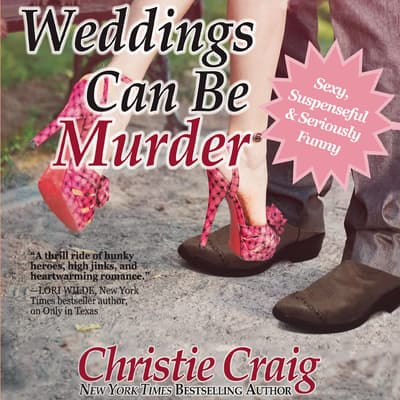 Weddings Can Be Murder by Christie Craig audiobook