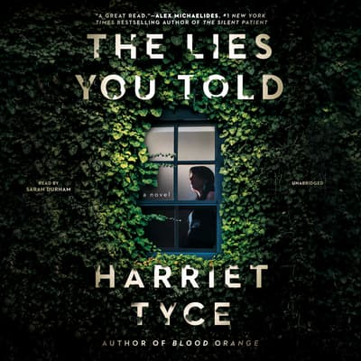 The Lies You Told by Harriet Tyce audiobook