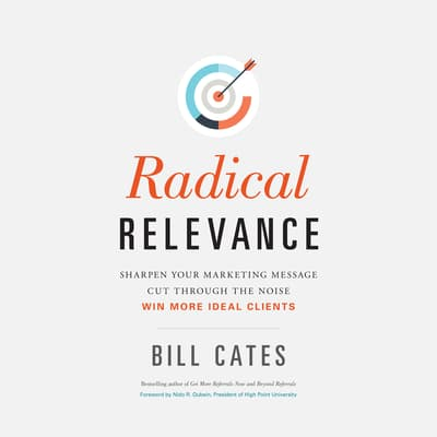 Radical Relevance by Bill Cates audiobook