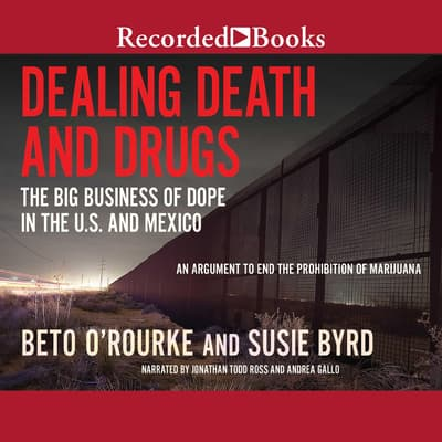 Dealing Death and Drugs by Susie Byrd audiobook