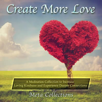 Create More Love by Meta Collections audiobook