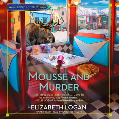Mousse and Murder by Elizabeth Logan audiobook