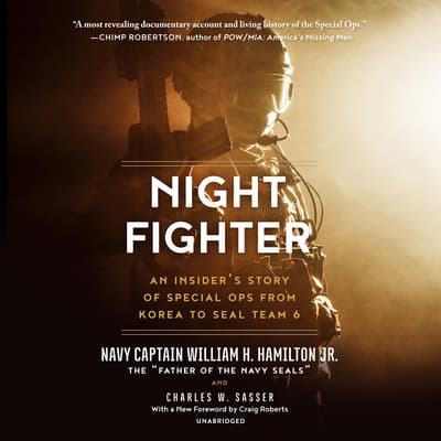 Night Fighter by William H. Hamilton audiobook