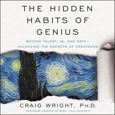 The Hidden Habits of Genius by Craig Wright audiobook