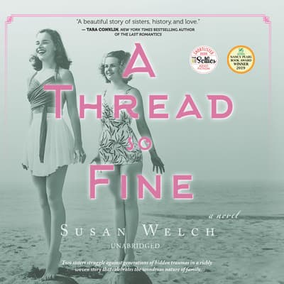 A Thread So Fine by Susan Welch audiobook