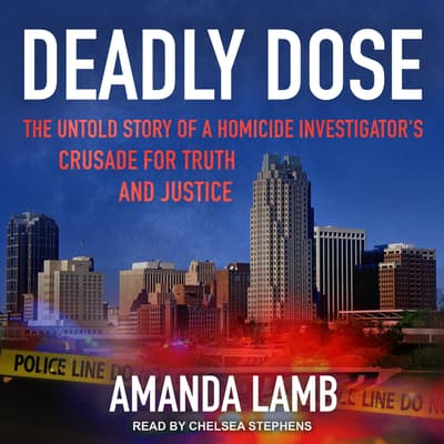Deadly Dose by Amanda Lamb audiobook