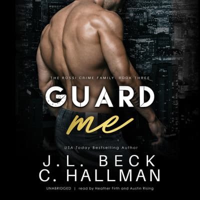 Guard Me by J. L. Beck audiobook