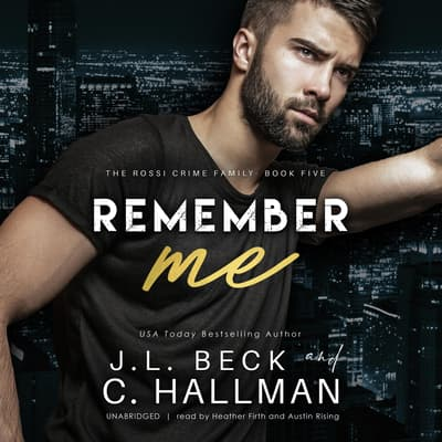 Remember Me by J. L. Beck audiobook