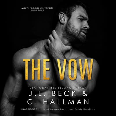 The Vow by J. L. Beck audiobook