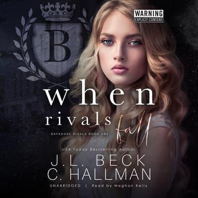 When Rivals Fall by J. L. Beck audiobook