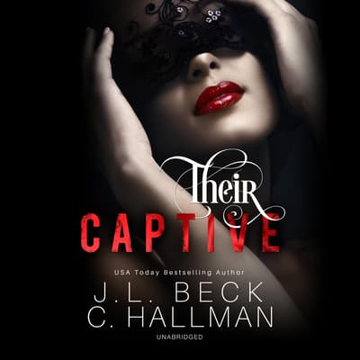 Their Captive by J. L. Beck audiobook