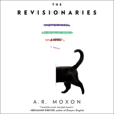 The Revisionaries by A.R. Moxon audiobook