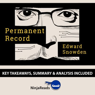 Permanent Record by Edward Snowden by Ninja Reads audiobook