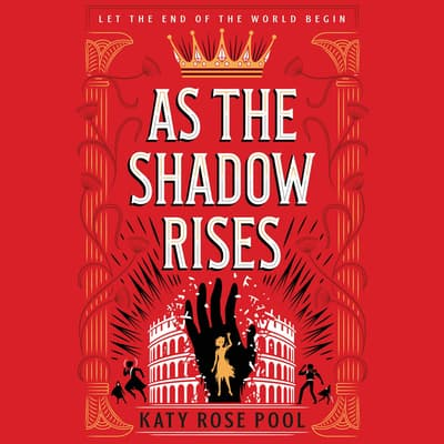 As the Shadow Rises by Katy Rose Pool audiobook