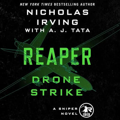 Reaper: Drone Strike by Nicholas Irving audiobook