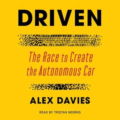Driven by Alex Davies audiobook