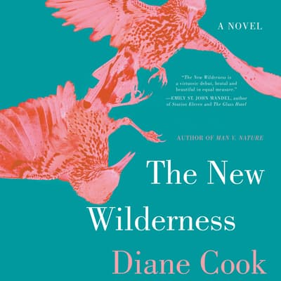 The New Wilderness by Diane Cook audiobook