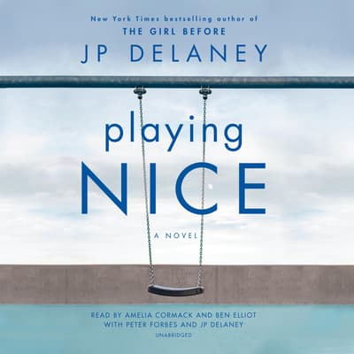 Playing Nice by JP Delaney audiobook