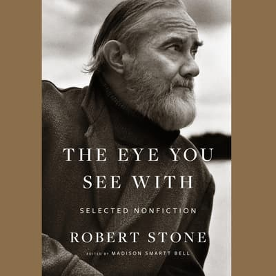 The Eye You See With by Robert Stone audiobook