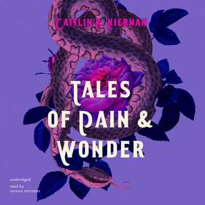 Tales of Pain and Wonder by Caitlín R. Kiernan audiobook