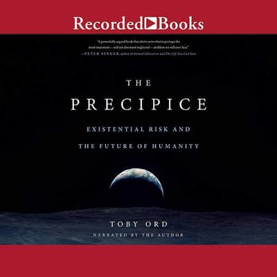 The Precipice by Toby Ord audiobook