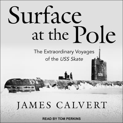 Surface at the Pole by James F. Calvert audiobook