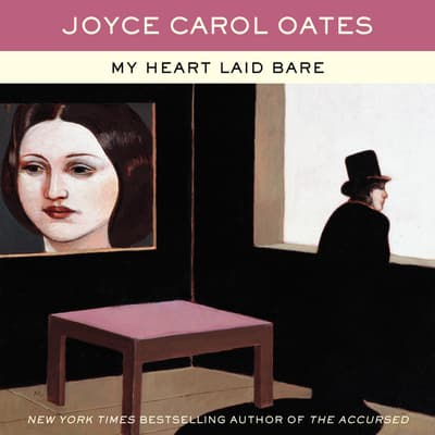 My Heart Laid Bare by Joyce Carol Oates audiobook