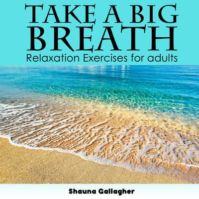 Take A Big Breath For Adults by Shauna Gallagher audiobook