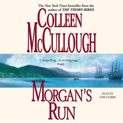 Morgan's Run by Colleen McCullough audiobook