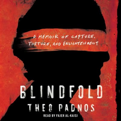 Blindfold by Theo Padnos audiobook