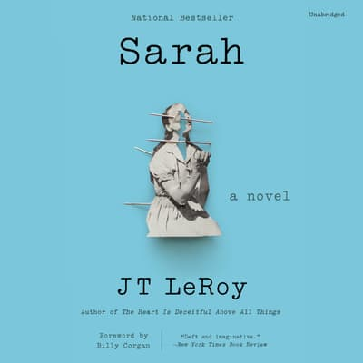 Sarah by J. T. LeRoy audiobook