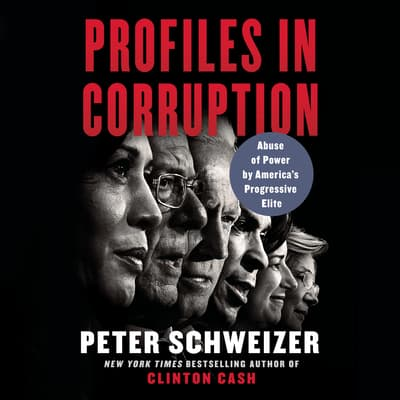 Profiles in Corruption by Peter Schweizer audiobook