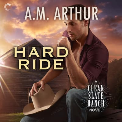 Hard Ride by A. M. Arthur audiobook
