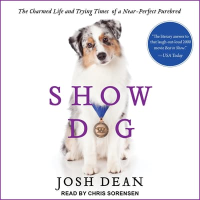 Show Dog by Josh Dean audiobook
