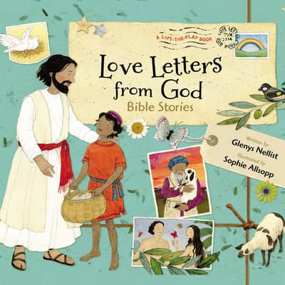 Love Letters from God by Glenys Nellist audiobook