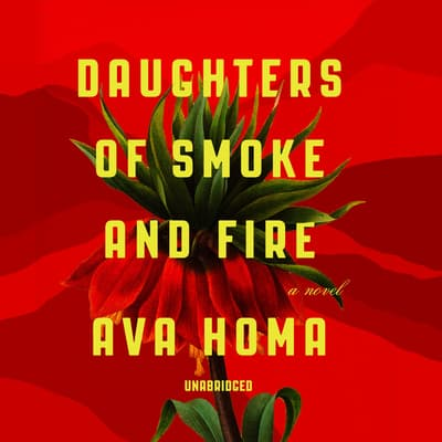 Daughters of Smoke and Fire by Ava Homa audiobook