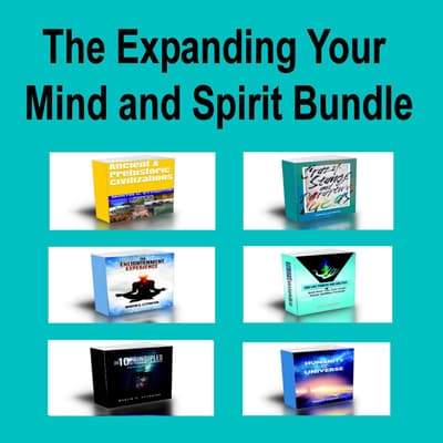 The Expanding Your Mind and Spirit Bundle by Martin K. Ettington audiobook