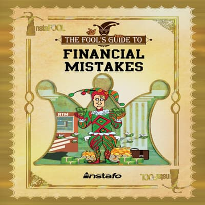 Financial Mistakes by Instafo  audiobook