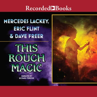This Rough Magic by Eric Flint audiobook