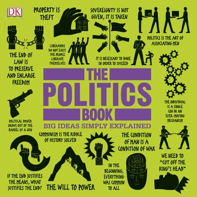 The Politics Book by D K audiobook