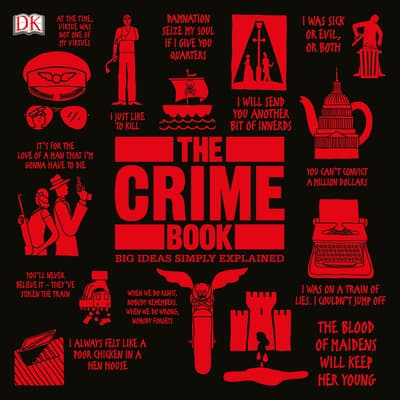 The Crime Book by D K audiobook