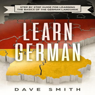 Learn German by Dave Smith audiobook