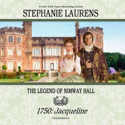 1750: Jacqueline by Stephanie Laurens audiobook