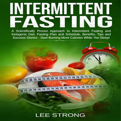 Intermittent Fasting by Lee Strong audiobook