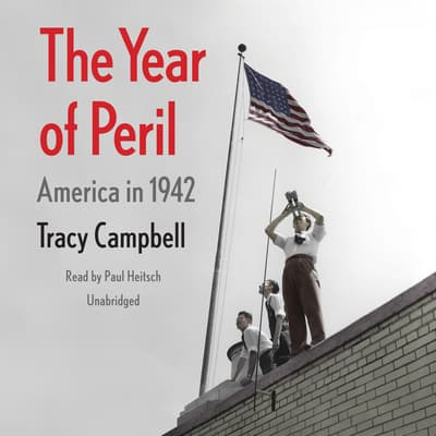 The Year of Peril by Tracy Campbell audiobook